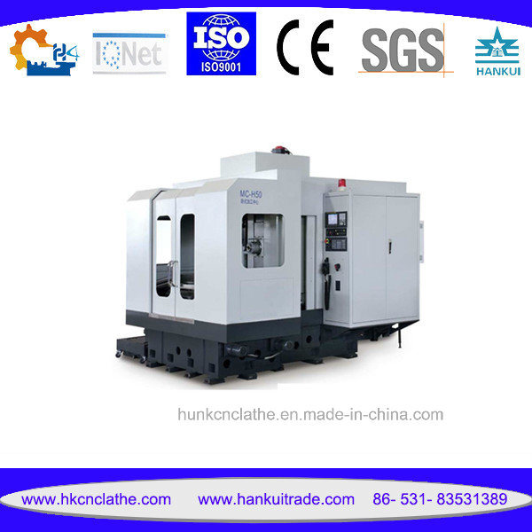 H45/2 4 Axes Horizontal Machining Center, Milling Machine