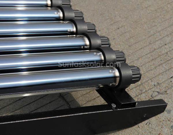 Compact High Pressurized Solar Water Heater (STH)