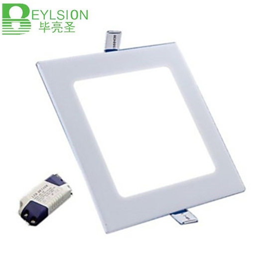 15W Square Super Slim LED Panel Lights