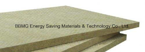 Natural Basalt High Aciditycoefficient Rock Wool Board