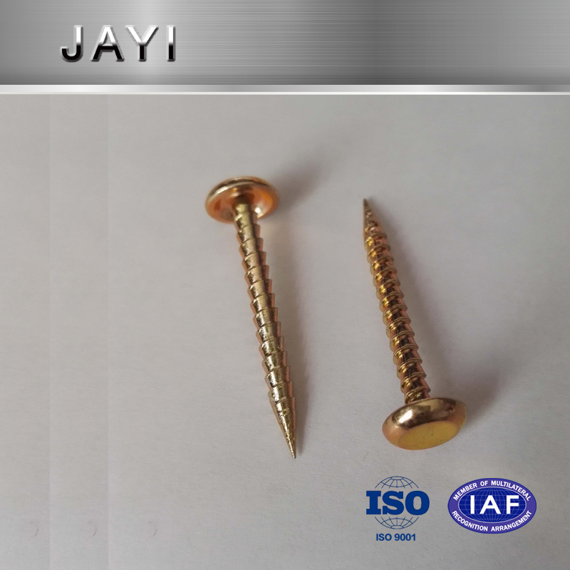 Cold Heading, Self Tapping Screw with High Speed Thread