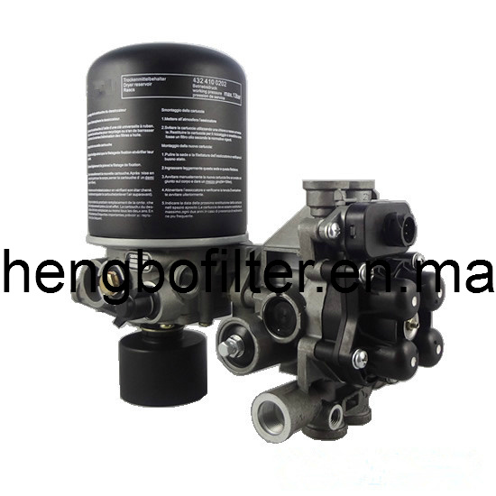 Zb4805 Knorr: 0024313115 Air Dryer Assembly