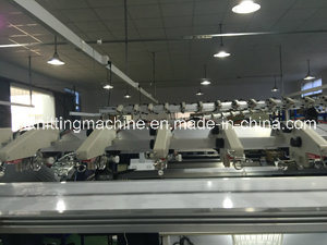 100 Inch Double System Jersey Knitting Machine