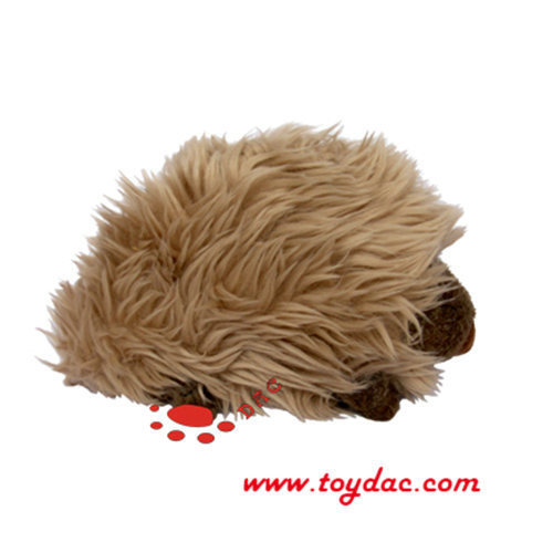 Plush Pet Porcupine Toy