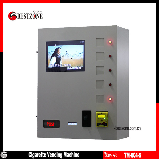 Mini Vending Machines (TM-004-6)