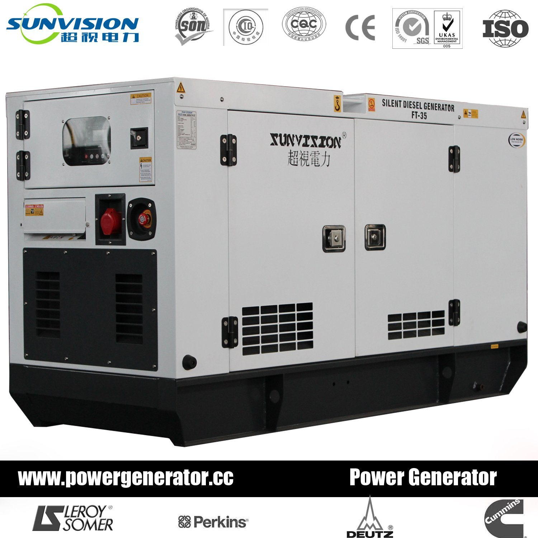 China Isuzu Power Generator Diesel Genset Denyo Generator Set