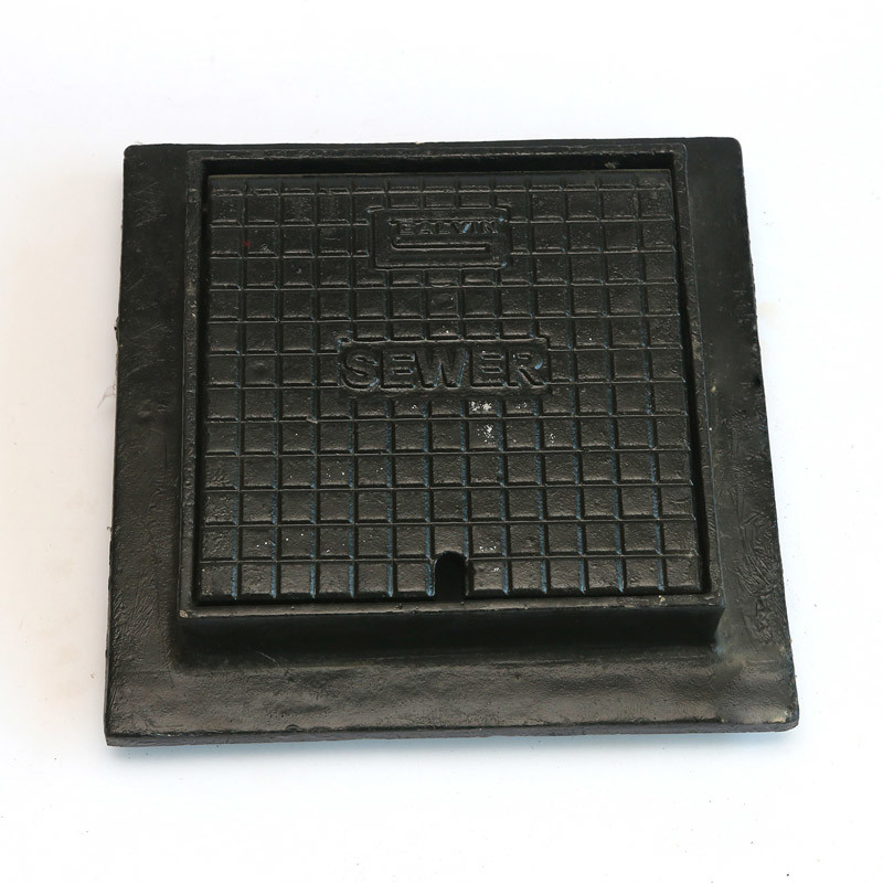 Composite Manhole Cover with Frame