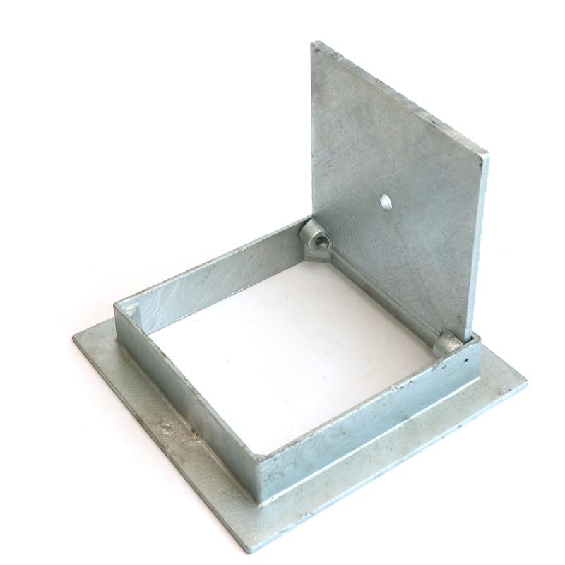 Composite Manhole Cover with Frame