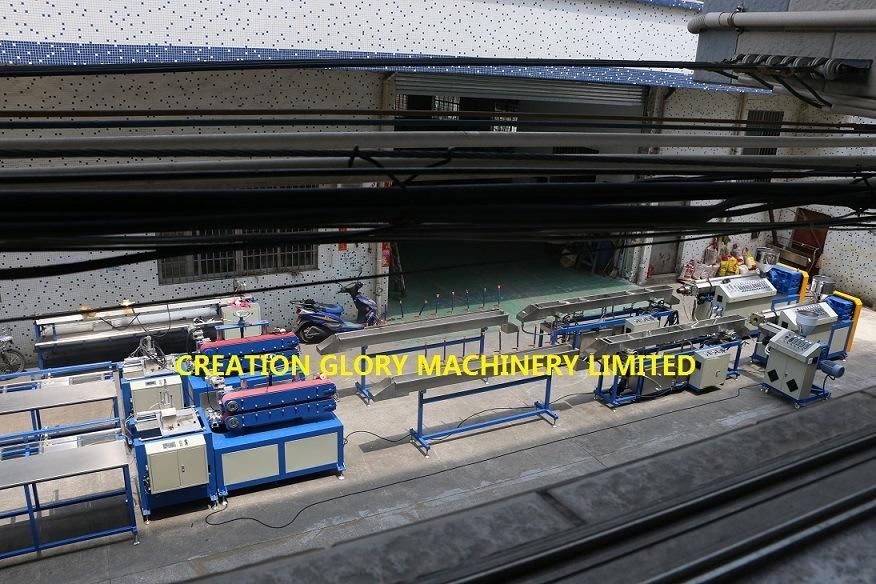 High Quality Matured Technology PMMA Rod Extruding Making Machine
