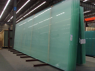 Clear Float Glass -1