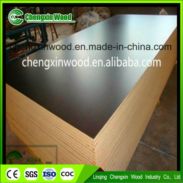 2017 New Phenolic Film Faced Plywood Waterproof Construction&Real Estate
