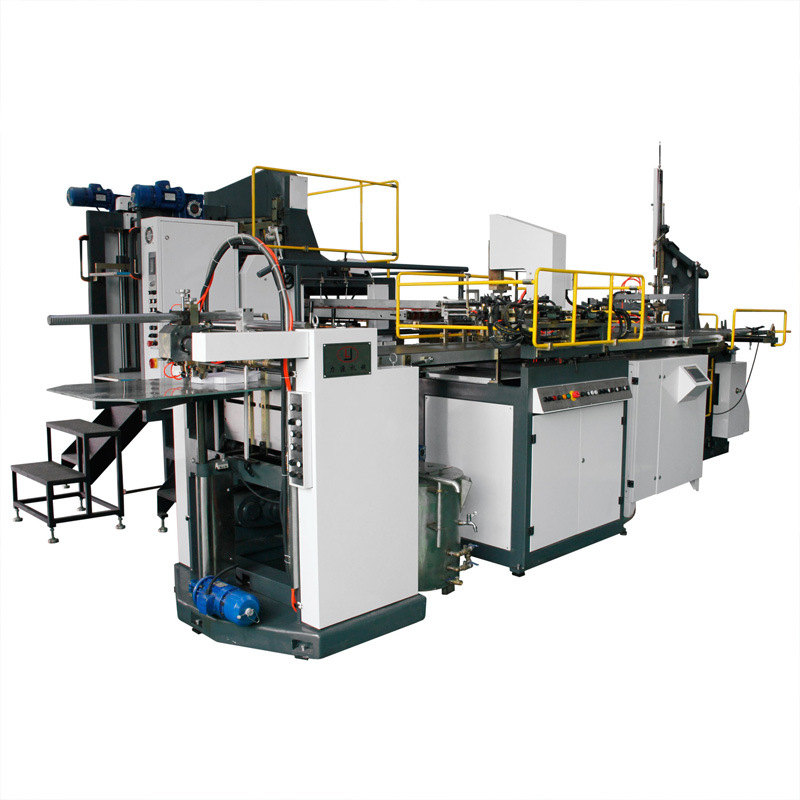 Automatic Rigid Box Making Machine (LY-600ZH)