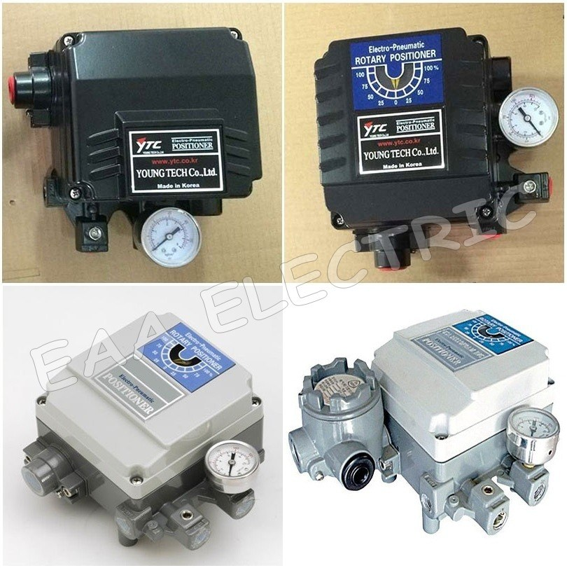 China Model Yt1000r Rotary Valve Actuator
