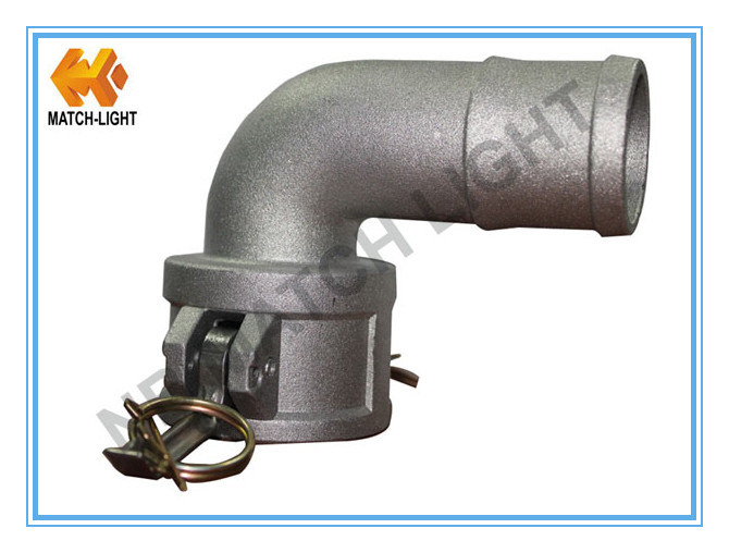 Aluminium Type C 90 Degree Camlock Coupling