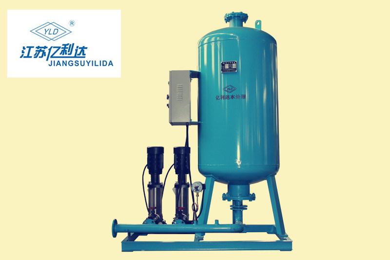 Inline Expansion Tank : China water pump pressure tank automatic rainwater