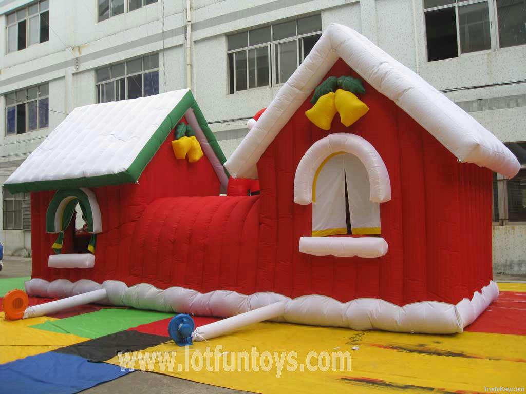 Inflatable Christmas House Xmas House
