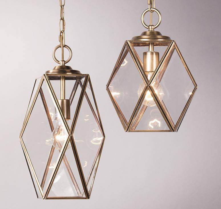 Metal Glass Pendant Lamps (WHG-877)