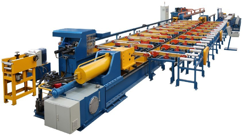 Automatic Double Cylinder Hydraulic Drawing Machine