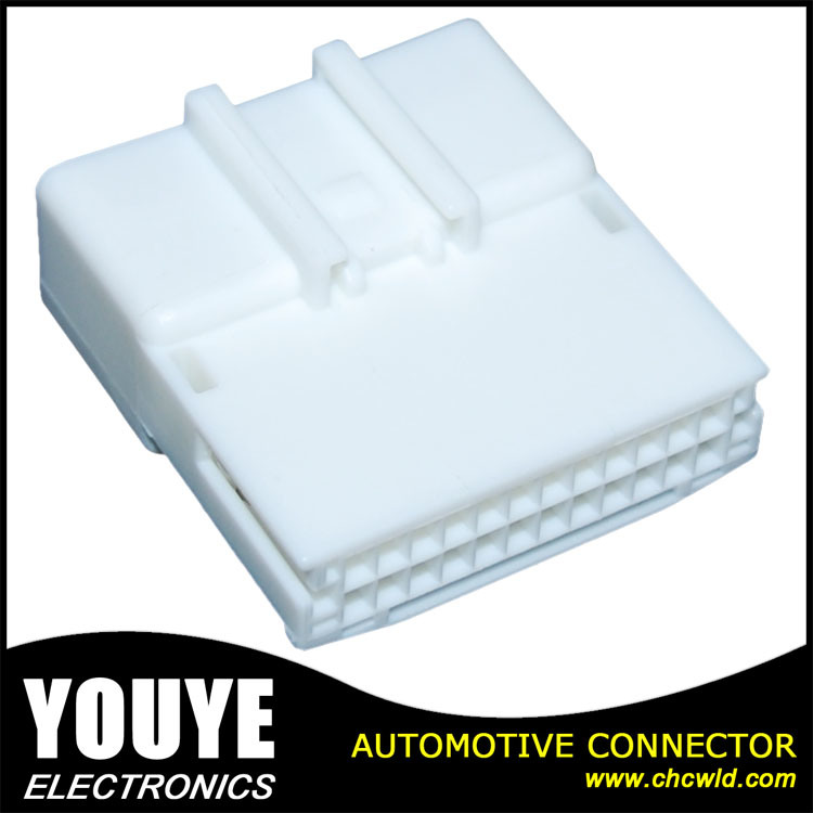 24 Pin Automobile Wire Harness Connector