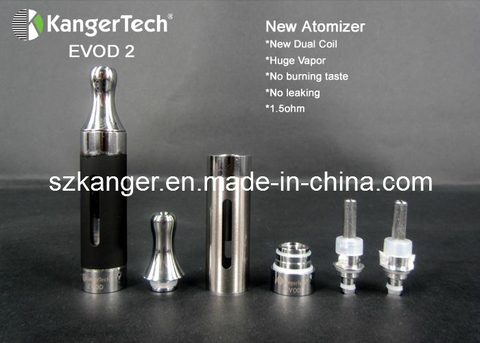 Dual Coils Atomizer Evod 2
