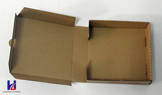 Cheap and Good Quality Environmental Kraft Paper Pizza Packaging Box