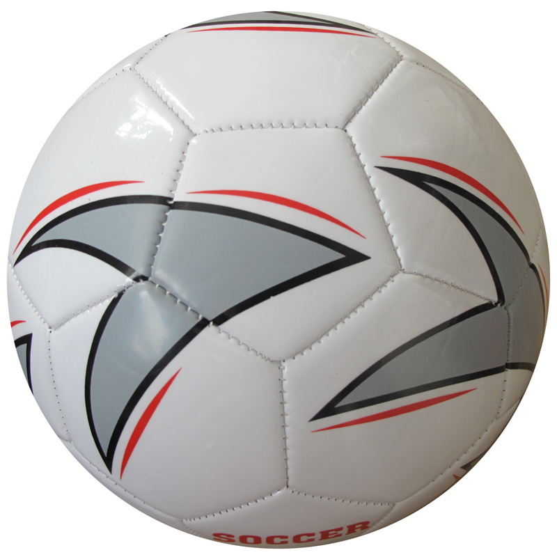 2017 New Design Machine Sewing PVC Soccer Ball