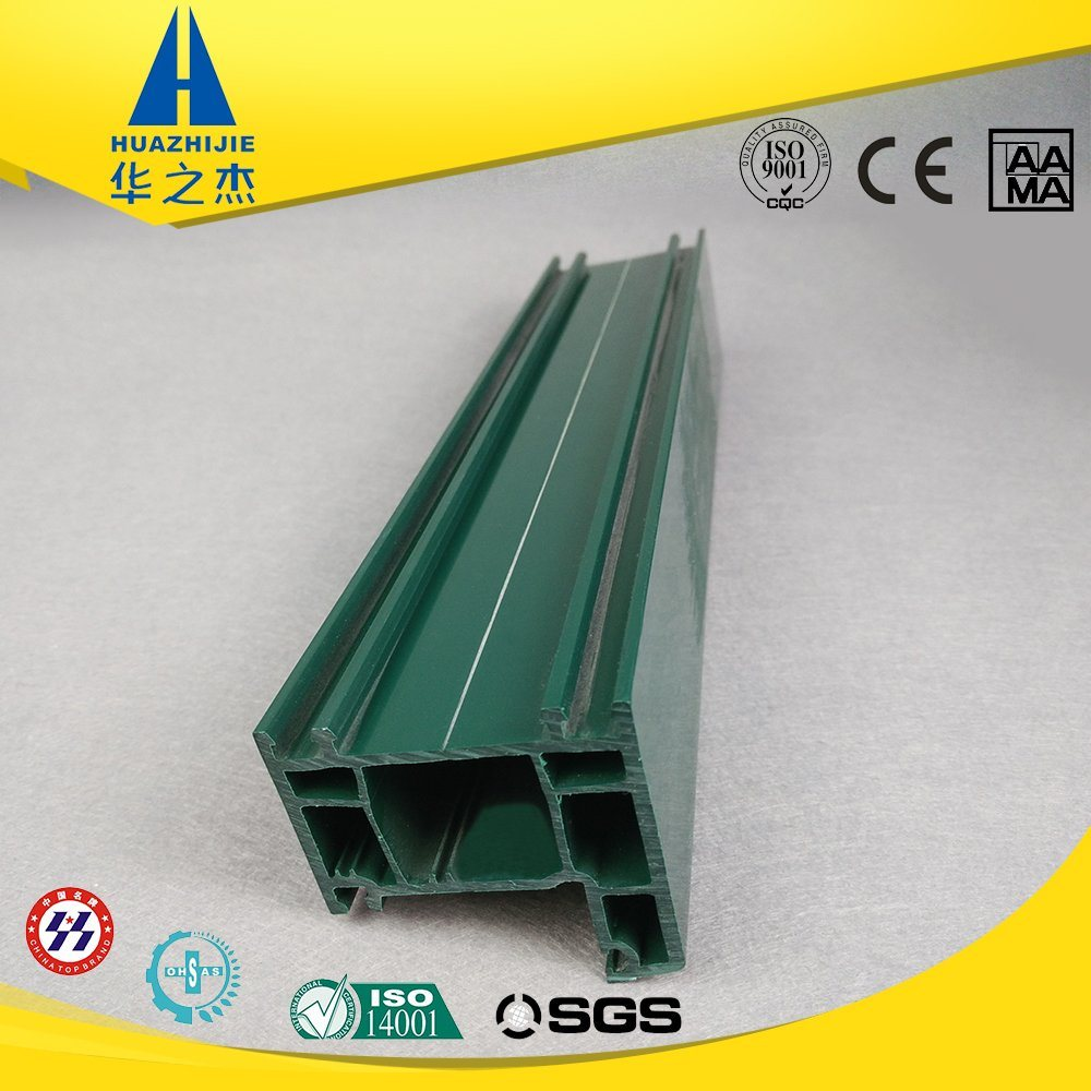 Full Body Color PVC Plastic Extrusion Profiles