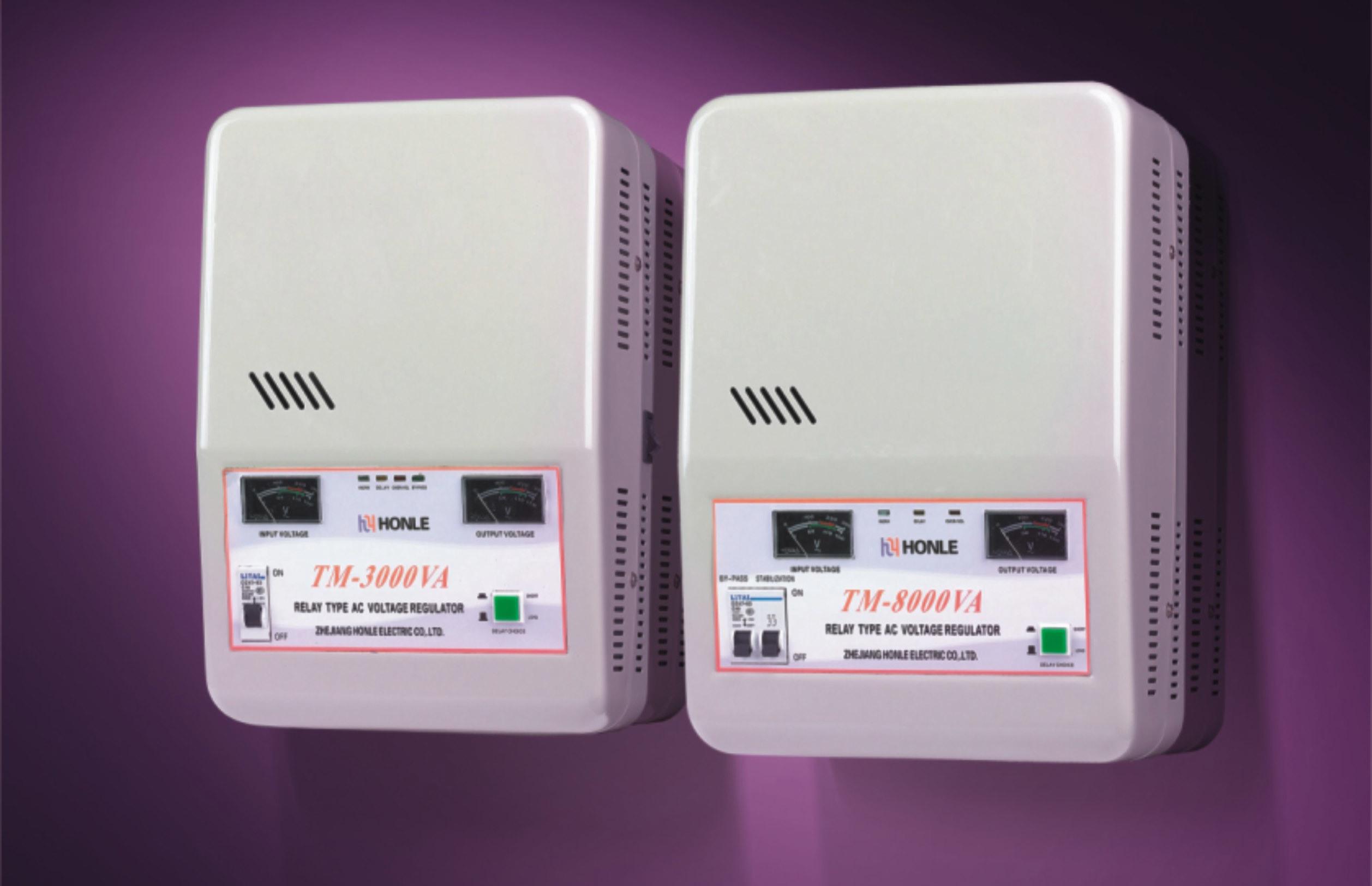 Honle TM Series Rely Type AVR Wall Mounted (TM)