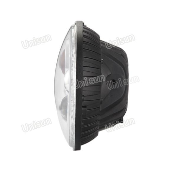 7inch Round 12V/24V 70W Auxiliary LED Truck Light