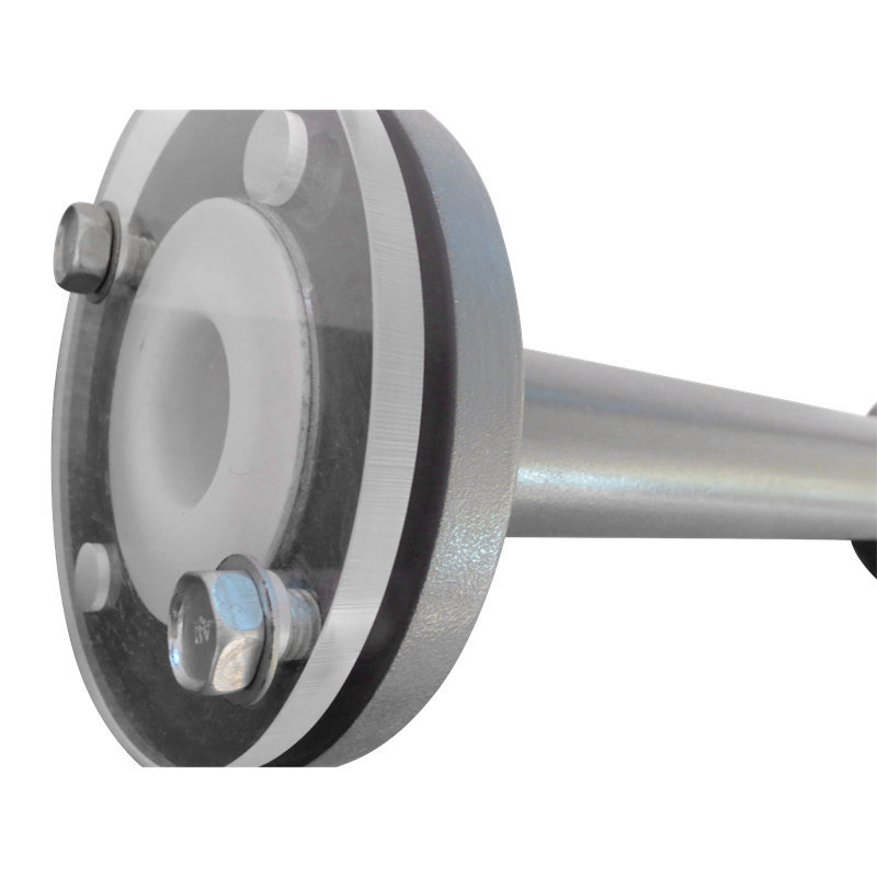 PTFE Lined Pipe with Fixed Flange
