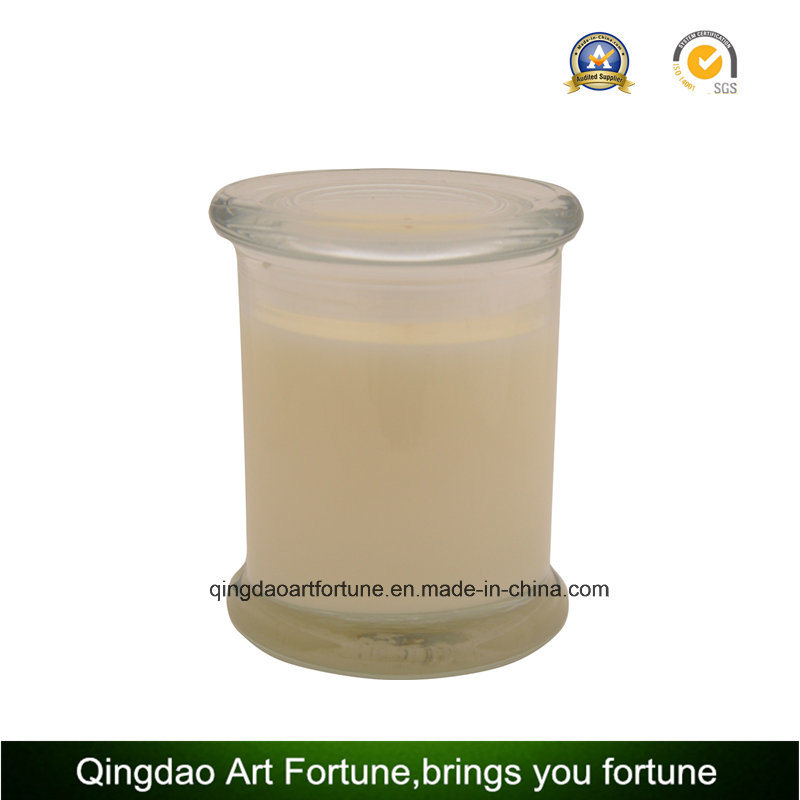 12oz Metro Glass Candle Jar Manufacturer Home Decor