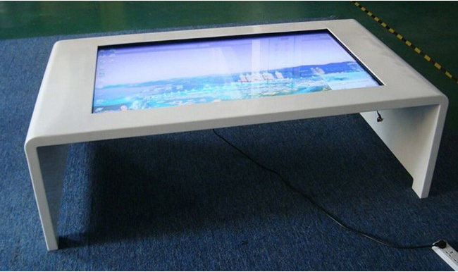 Smart Table Interactive Touch Screen All in One Kiosk Touchscreen Table Kiosk