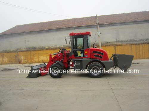 Manufacturer of Shovel Hzm916 Jn916 Zl16 Wheel Loader Radlader