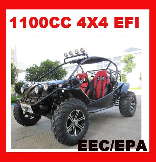 New EEC/EPA 1100cc 4X4 Dune Buggy (MC-455)