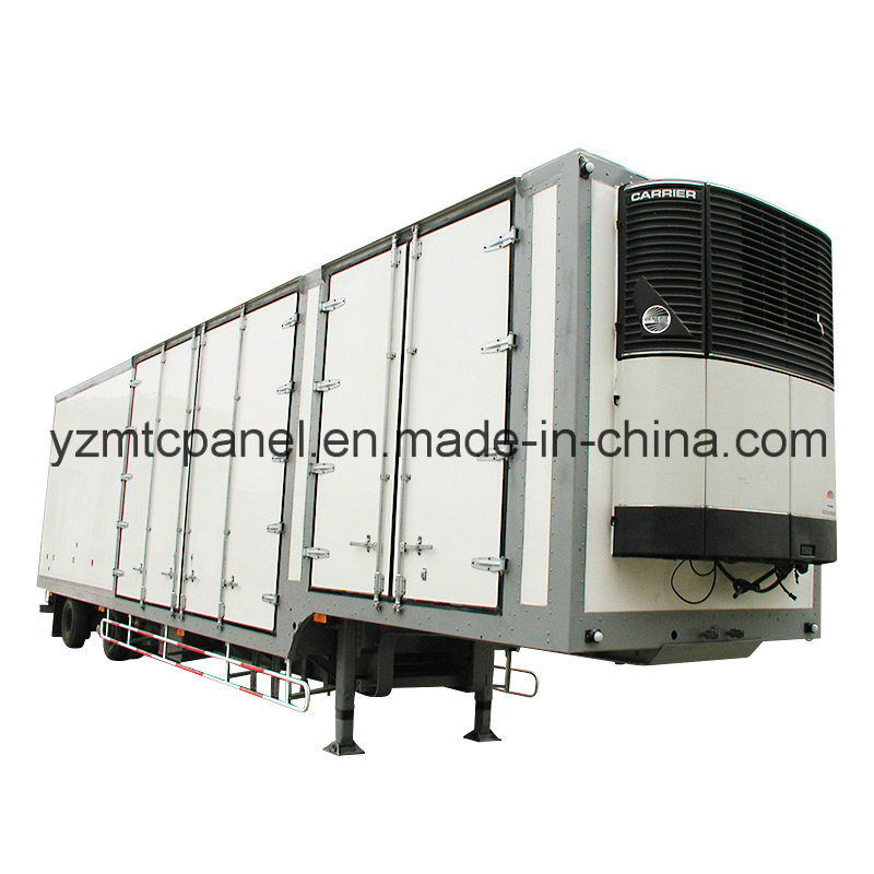 ISO 9001 Certificated FRP Refrigerated Truck Body