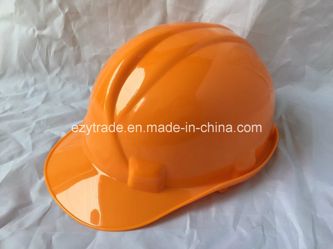 ABS Ventilate Safety Helmet with Chin Strap