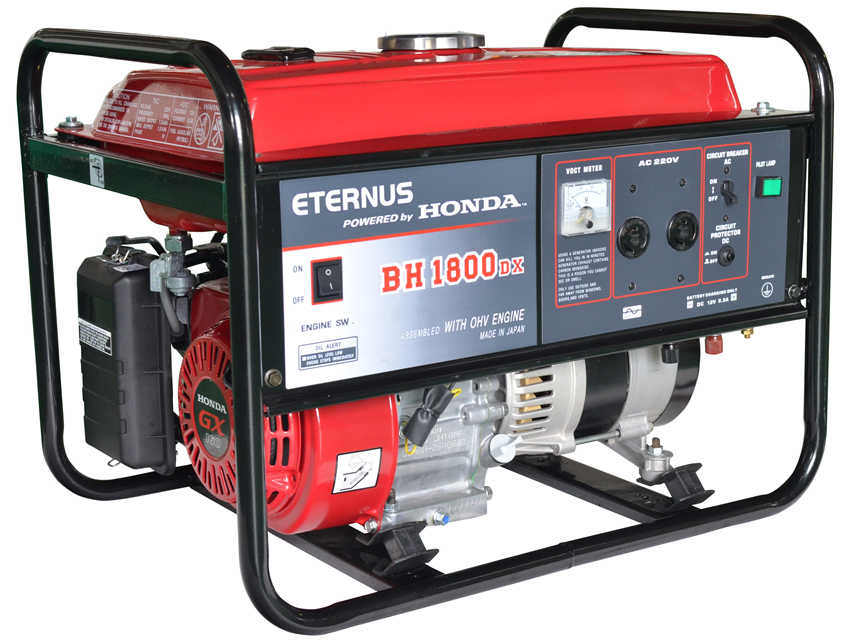 China 1kw 1kva Honda Engine Gasoline Petrol Generator