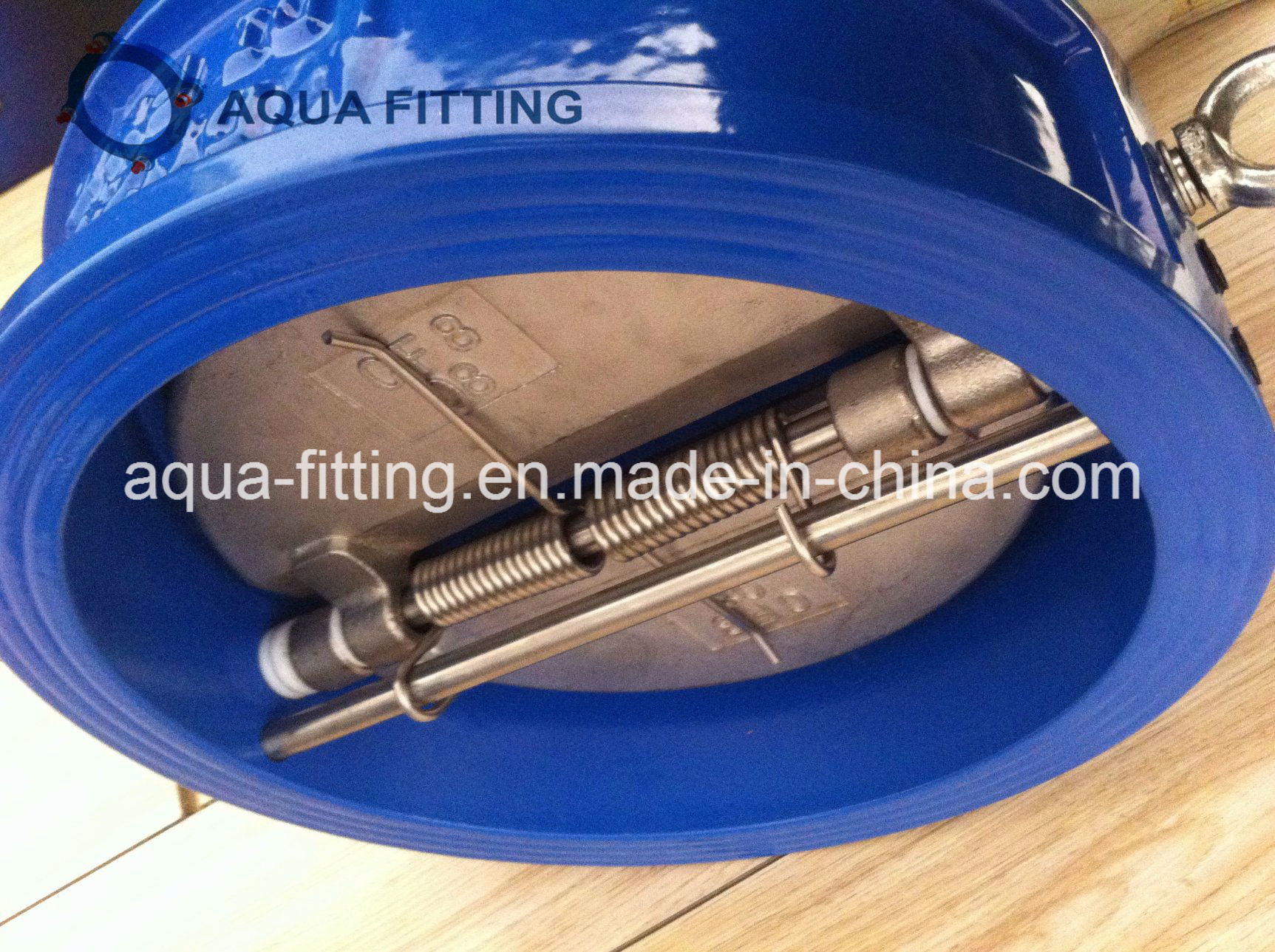 Dual Plate Wafer Butterfly Check Valve