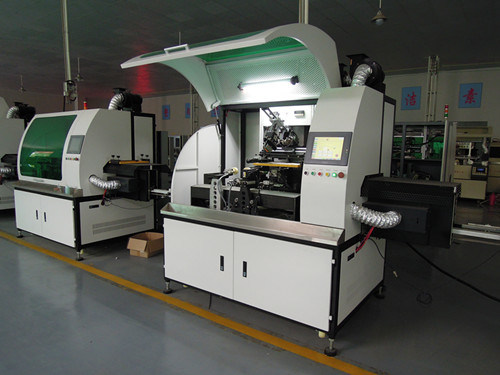 CNC Glass Bottle Screen Printing Machine