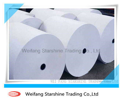 100% Wood Pulp A4 Copy Paper for Copier Printing