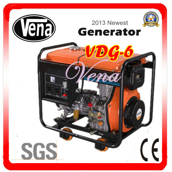 Best Price for 6 Kw Diesel Generator Vdg-6