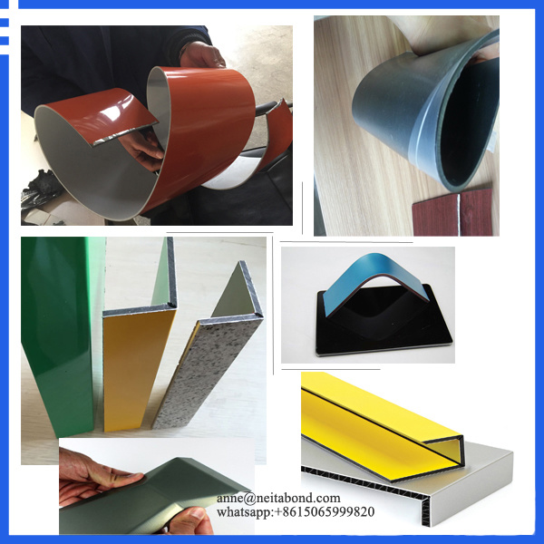Neitabond Factory Price Unbreakable Acm Kynar500 PVDF 4mm ACP Aluminum Composite Panel for Wall Cladding