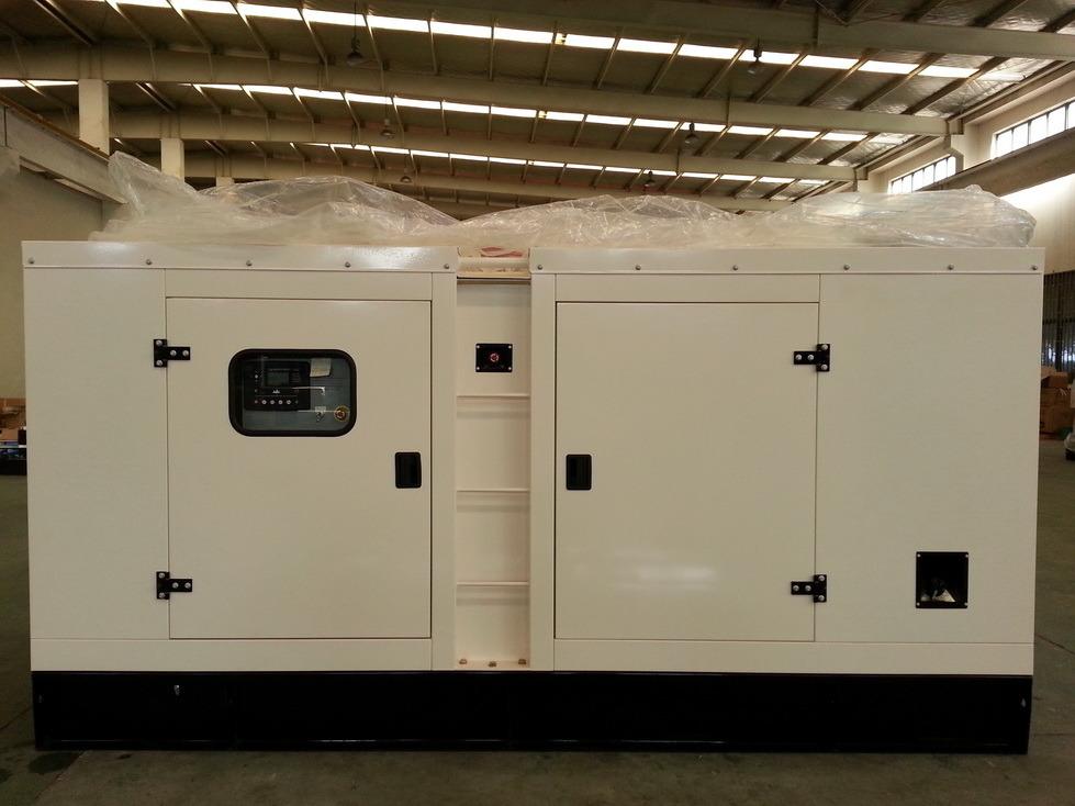 Diesel Generator Set of Supper Silent Type