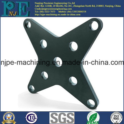 Custom Sheet Metal Fabrication Laser Cutting Machine Spare Parts