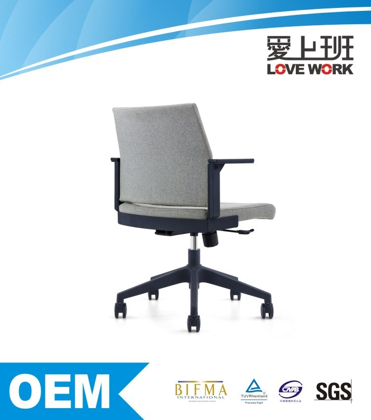 Office Furniture for Heavy People Luxury PU Leather Office Chair