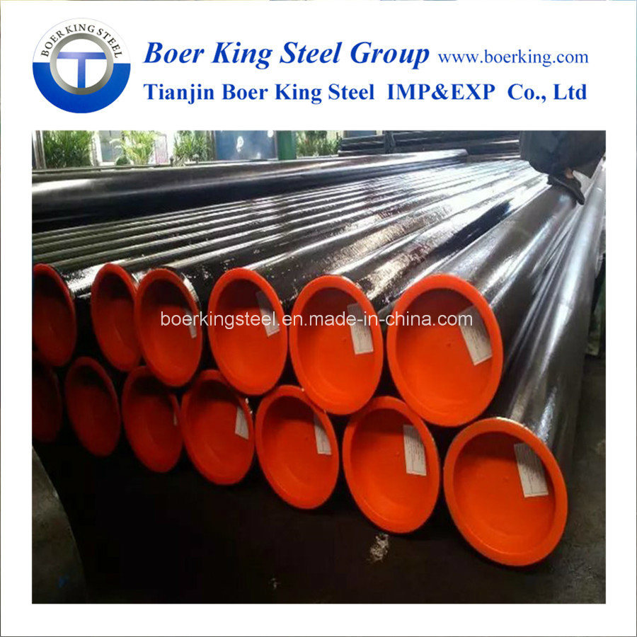 12inch API 5L X42/X52/X60 ERW/SSAW Spiral Steel Pipe pictures & photos