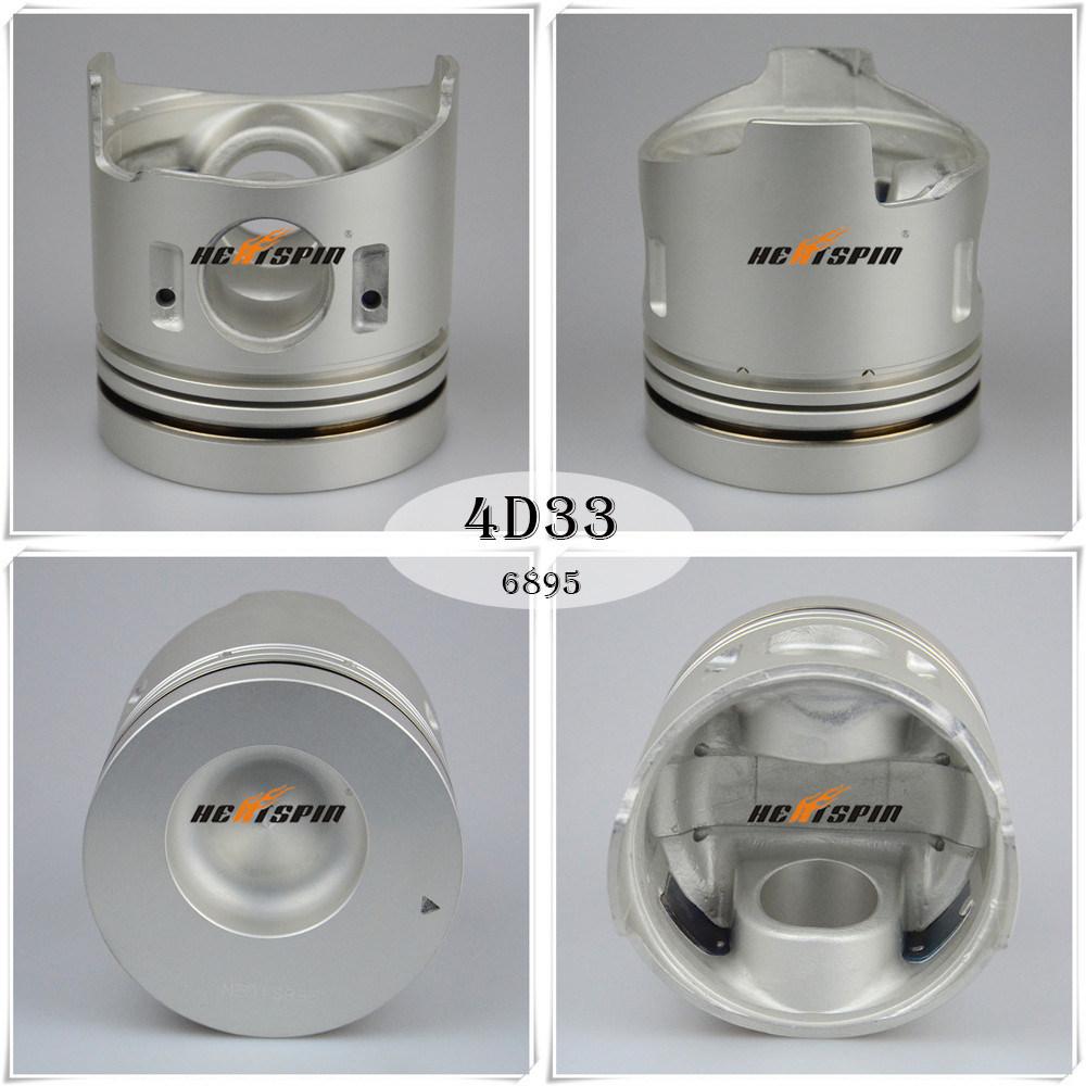 Engine Complete Piston 4D33 for Mitsubishi Spare Part Me016895