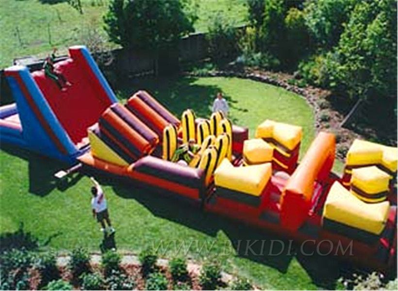 Obstacle Course, Inflatable Obstacle Courses (B5006)