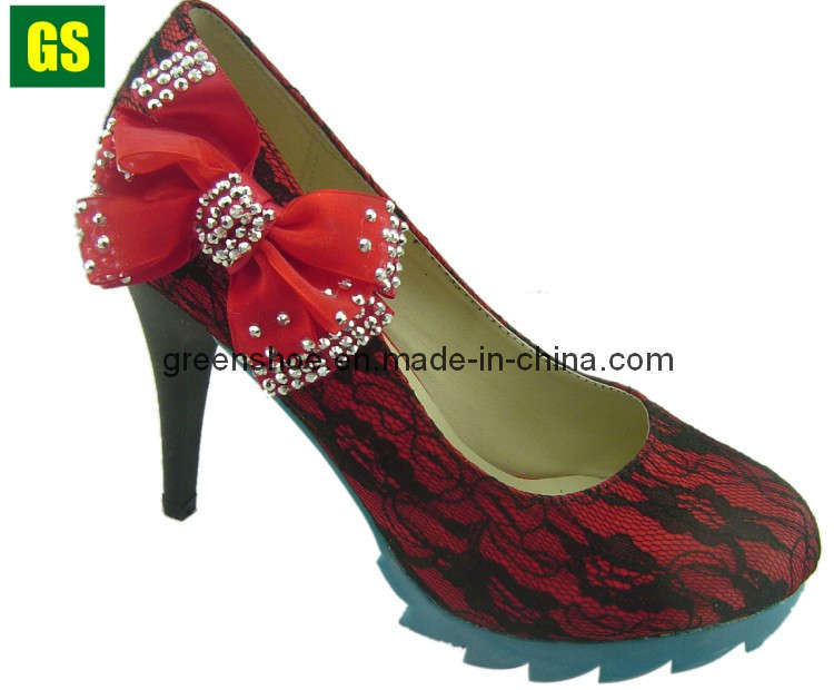 Charming Women Shoes for Summer 2012 (GS-S0721