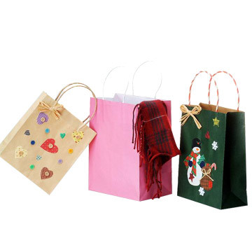 Paper Bag / Paper Shopping Bag / Gift Bag (PB-003)